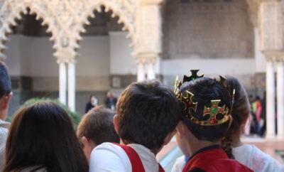 Disfruta de Sevilla con niños. Actividades para compartir en Familia.
