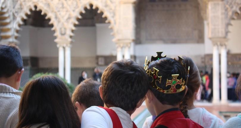 Disfruta de Sevilla con niños. Actividades para compartir en Familia. 1