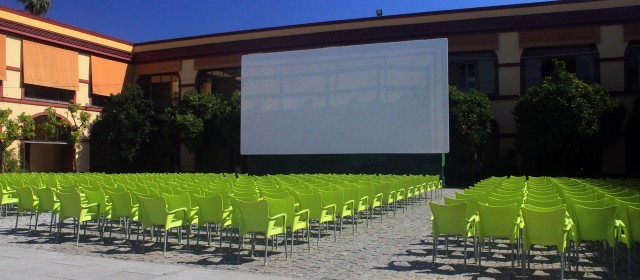 cine de verano diputacion sevilla en verano