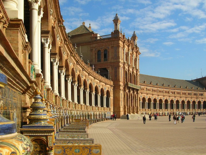 Guía de las mejores rutas de 2 y 3 días para conocer Sevilla 5